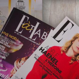 Image présentant des magazines