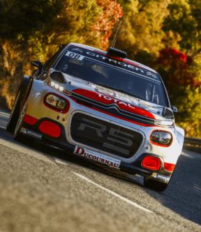 Refonte de la e-boutique Citroën Racing Shop